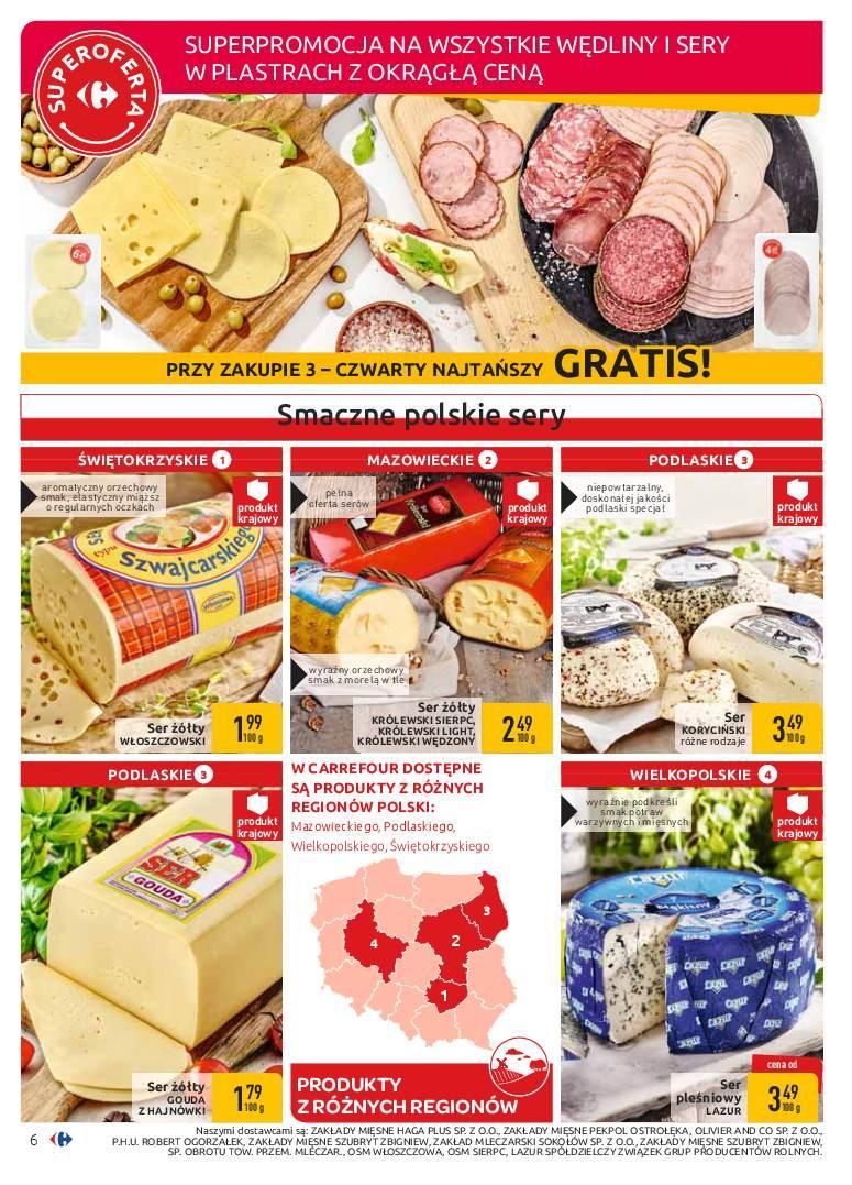 Gazetka promocyjna Carrefour do 19/01/2019 str.6