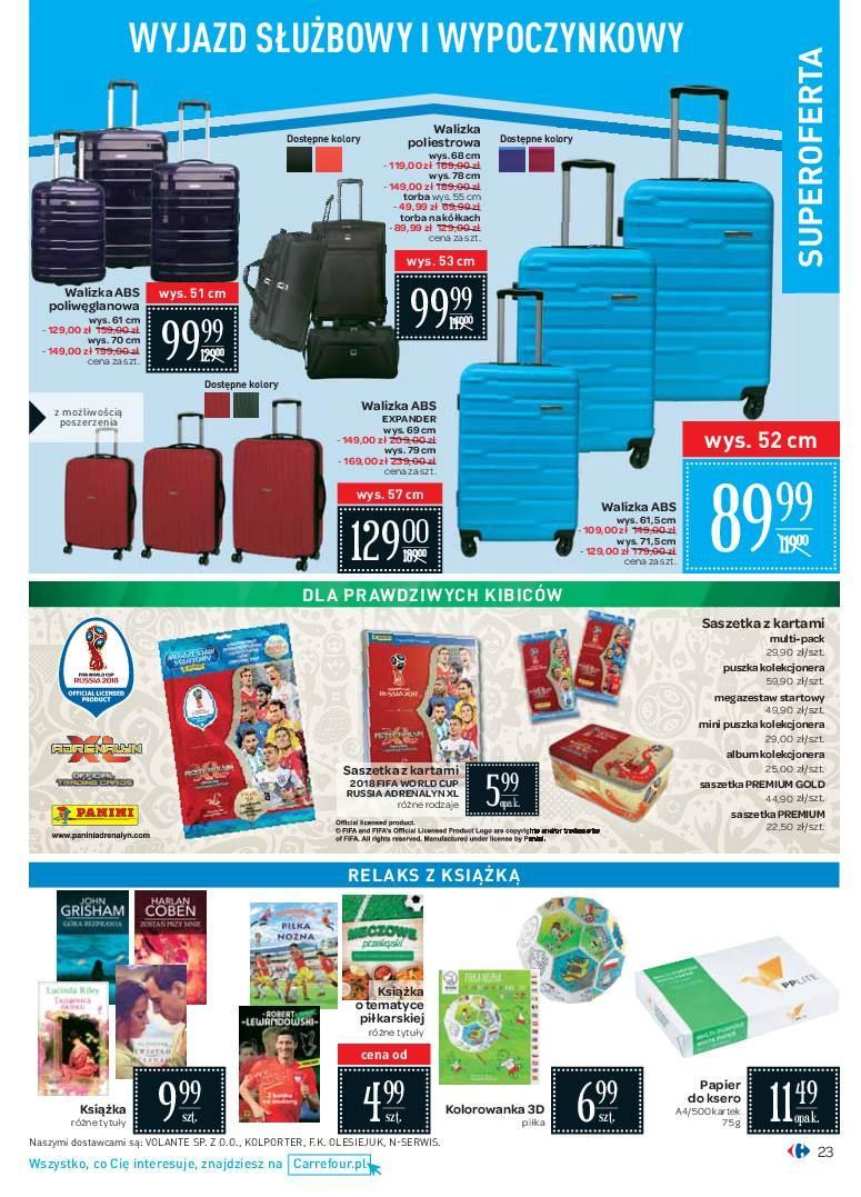Gazetka promocyjna Carrefour do 24/06/2018 str.22