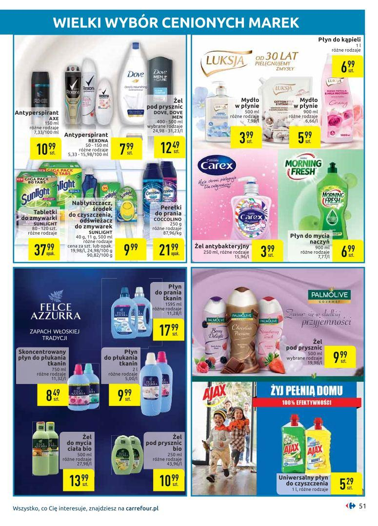 Gazetka promocyjna Carrefour do 22/05/2019 str.50