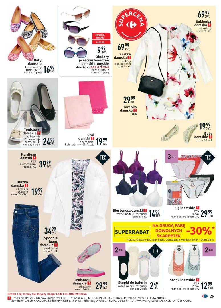 Gazetka promocyjna Carrefour do 11/05/2019 str.28