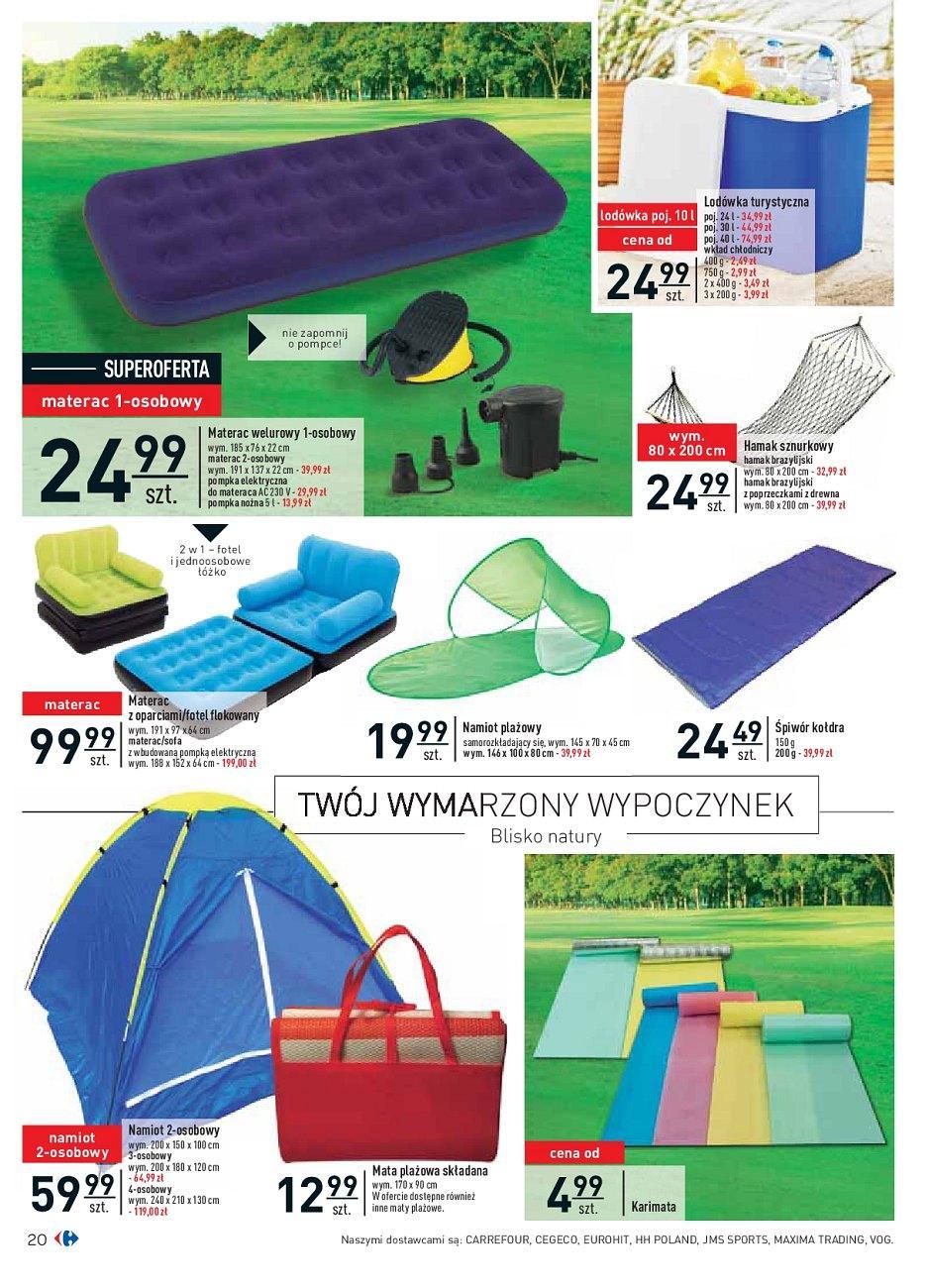 Gazetka promocyjna Carrefour do 16/06/2018 str.20