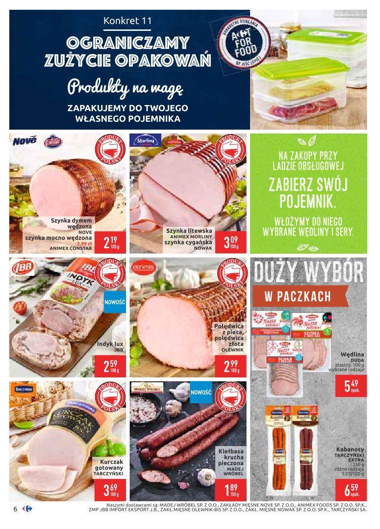 Gazetka promocyjna Carrefour do 24/02/2020 str.6