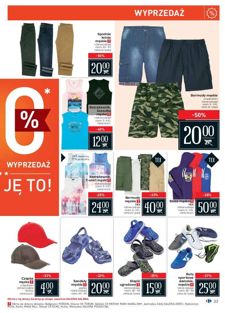 Gazetka promocyjna Carrefour do 24/06/2018 str.32