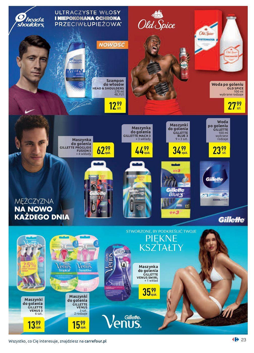 Gazetka promocyjna Carrefour do 30/09/2018 str.23