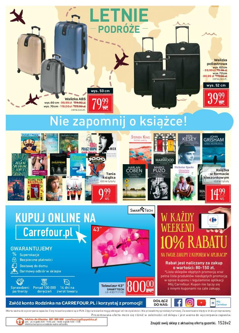 Gazetka promocyjna Carrefour Market do 07/07/2018 str.15