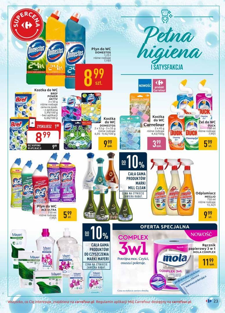 Gazetka promocyjna Carrefour do 07/09/2019 str.22