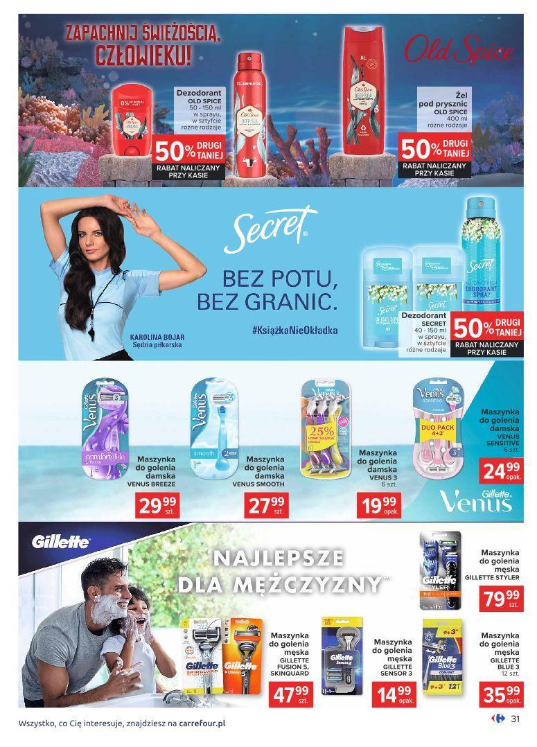 Gazetka promocyjna Carrefour do 07/11/2020 str.31