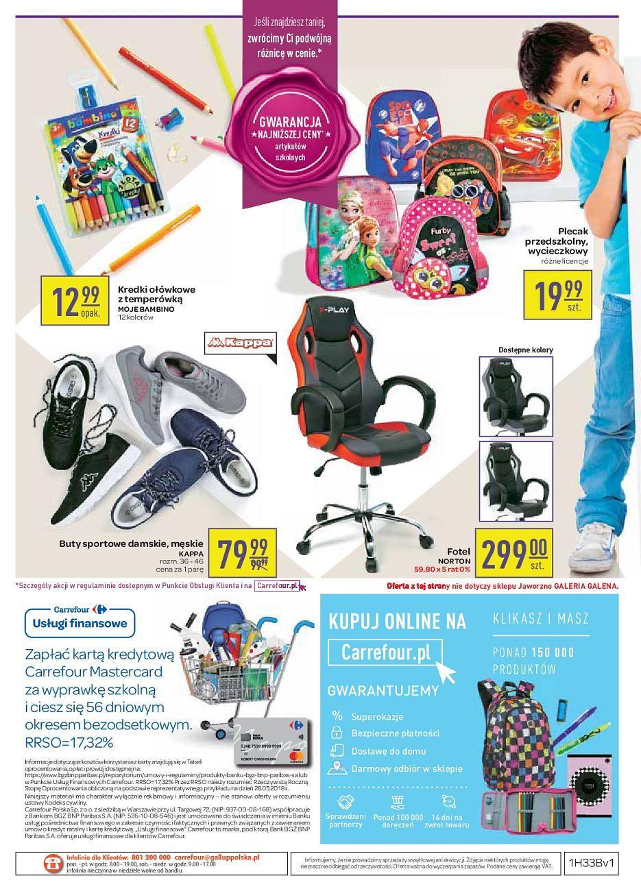 Gazetka promocyjna Carrefour do 04/09/2018 str.23