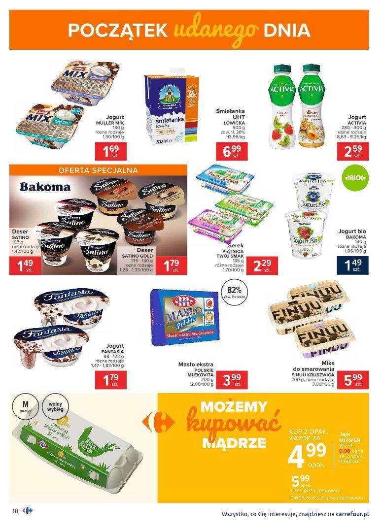 Gazetka promocyjna Carrefour do 07/11/2020 str.18