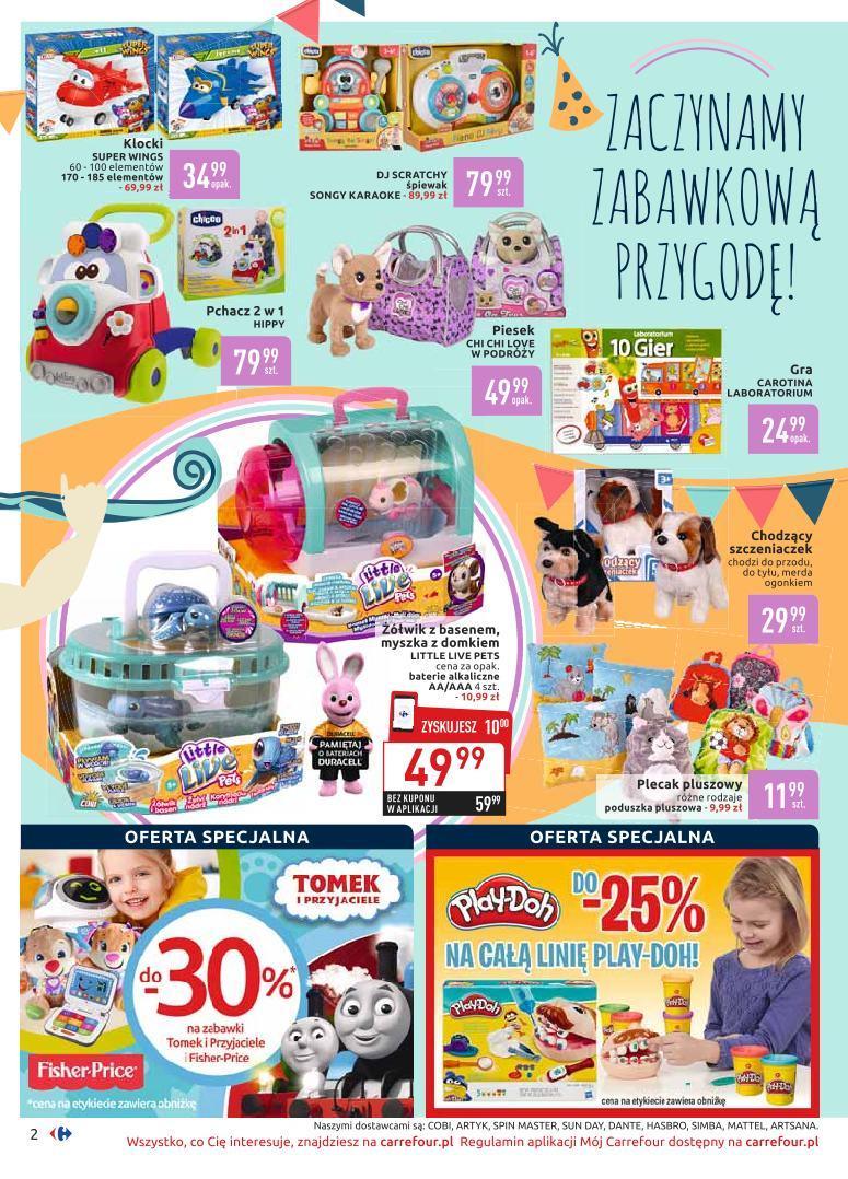 Gazetka promocyjna Carrefour do 01/06/2019 str.1