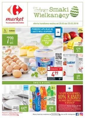 Carrefour Market 20 marca