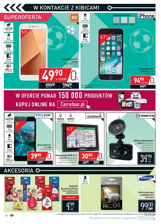 Gazetka promocyjna Carrefour do 16/06/2018 str.5