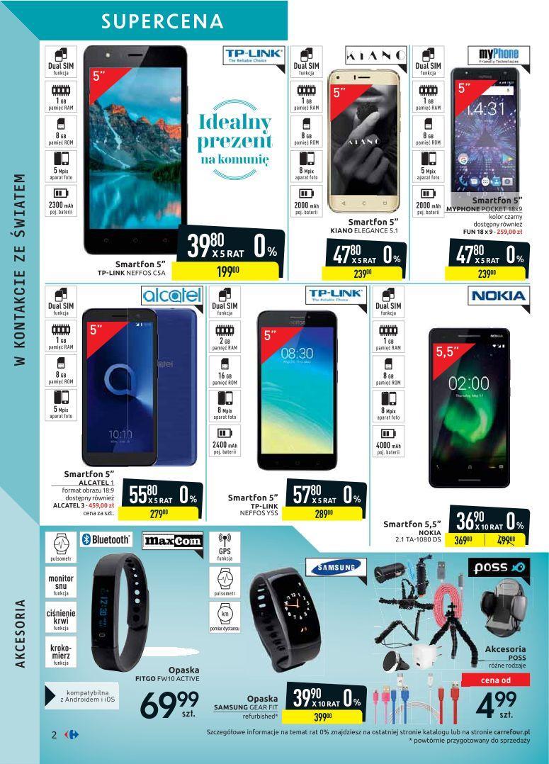 Gazetka promocyjna Carrefour do 11/05/2019 str.1