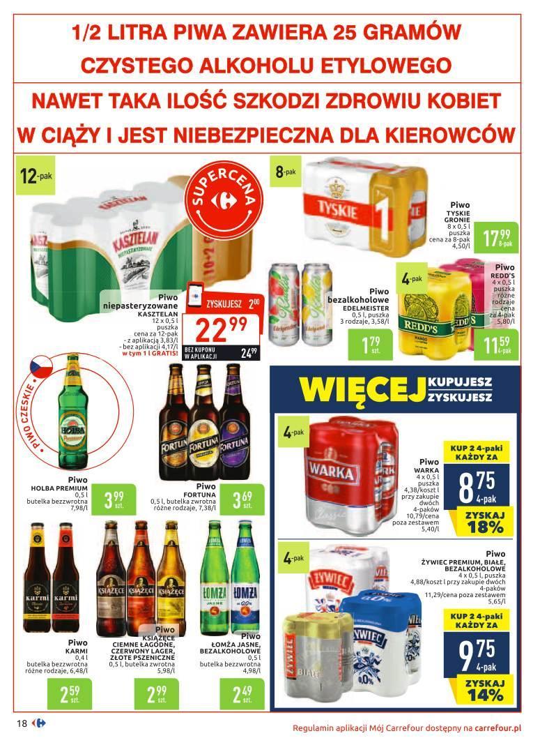 Gazetka promocyjna Carrefour do 14/04/2019 str.17