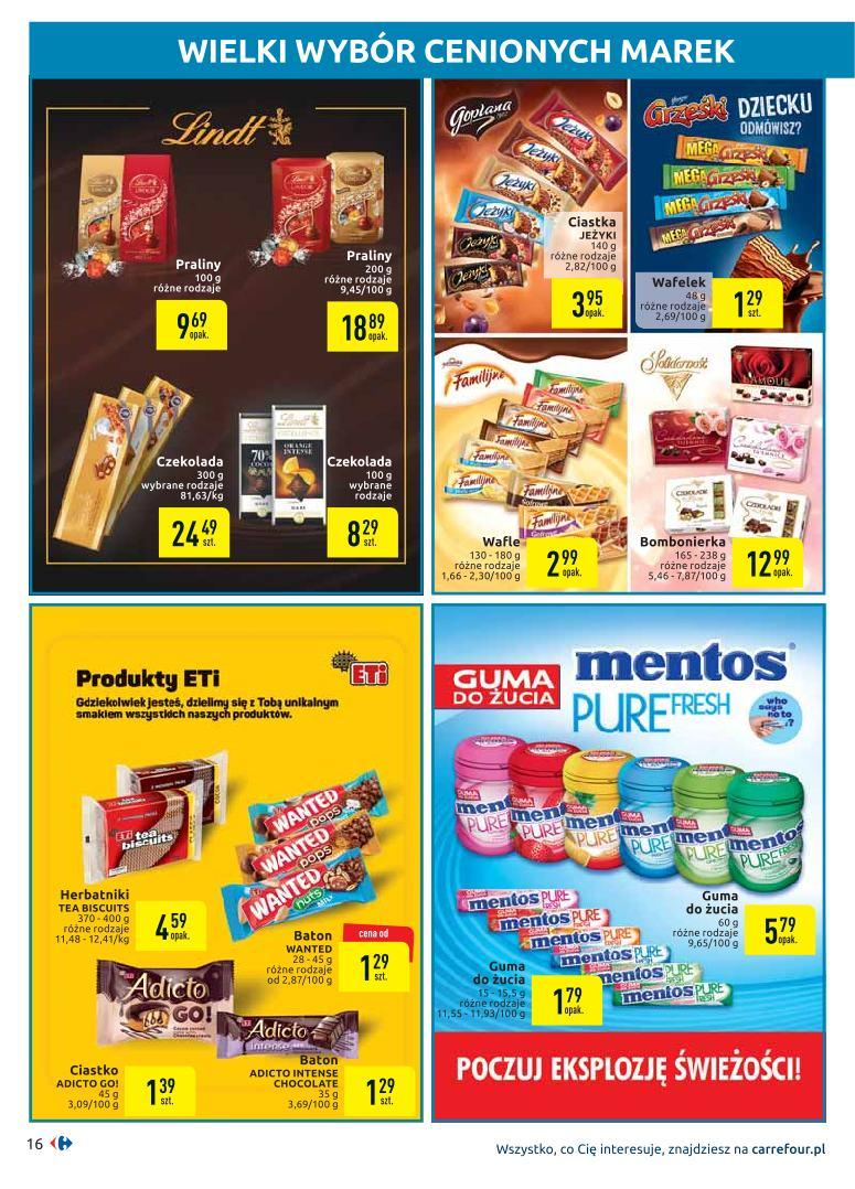 Gazetka promocyjna Carrefour do 22/05/2019 str.15