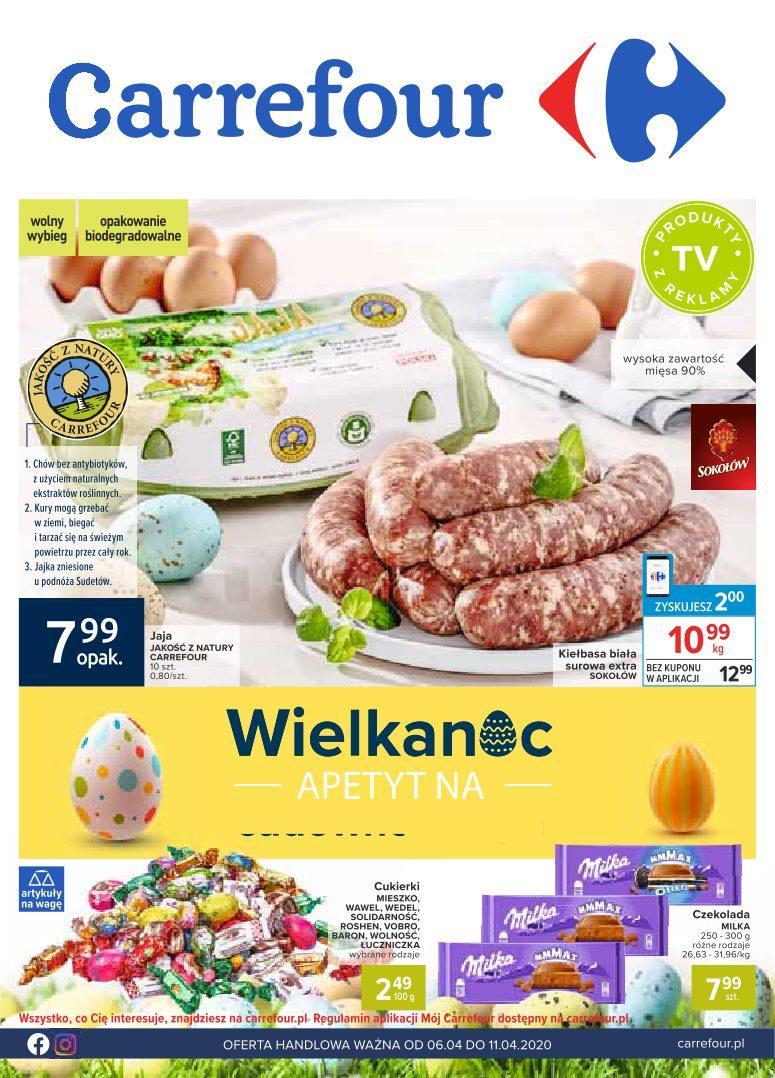 Gazetka promocyjna Carrefour do 11/04/2020 str.0
