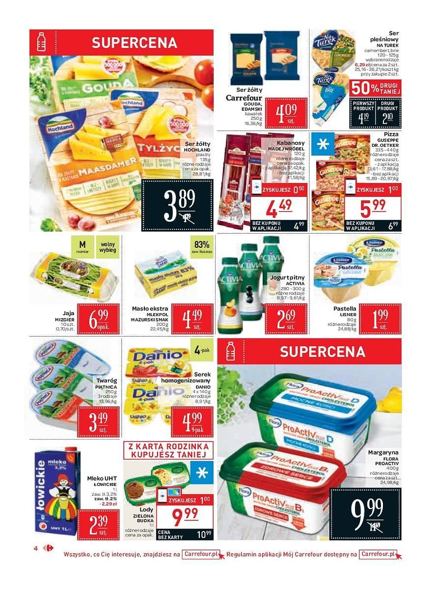 Gazetka promocyjna Carrefour Market do 14/04/2018 str.3