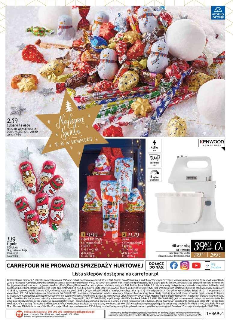 Gazetka promocyjna Carrefour do 02/12/2019 str.36