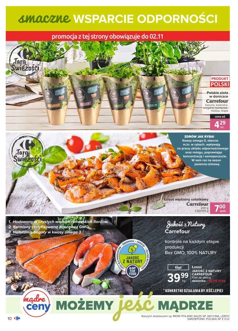 Gazetka promocyjna Carrefour do 07/11/2020 str.10