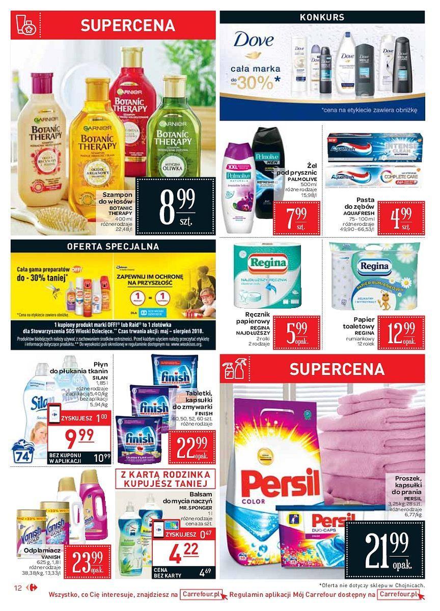 Gazetka promocyjna Carrefour Market do 09/06/2018 str.11