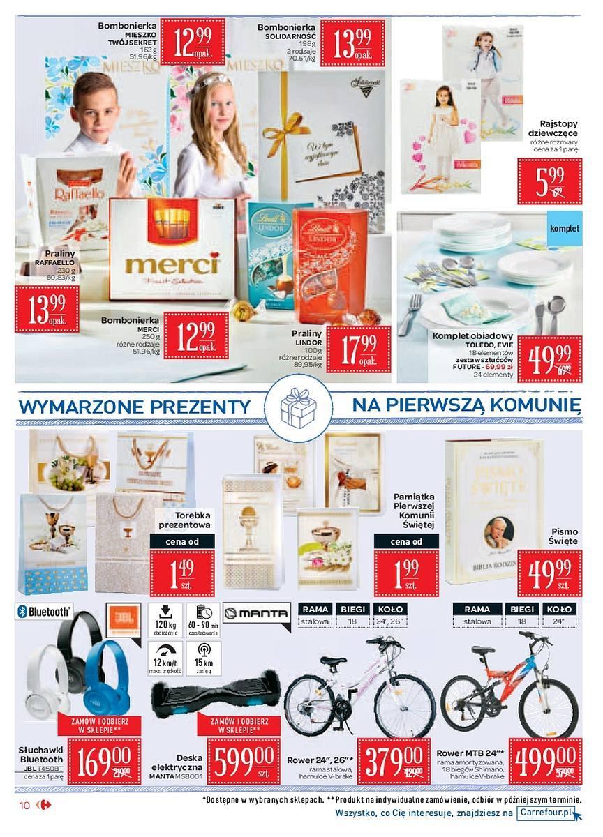 Gazetka promocyjna Carrefour Market do 29/04/2018 str.9