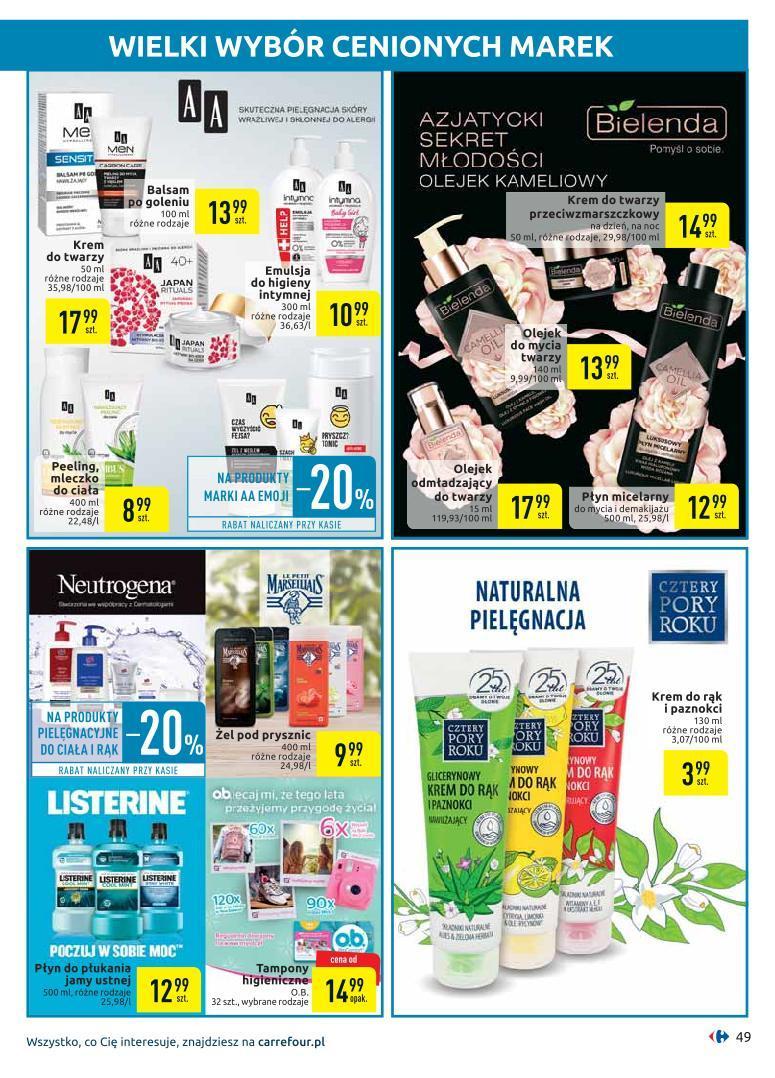 Gazetka promocyjna Carrefour do 22/05/2019 str.48