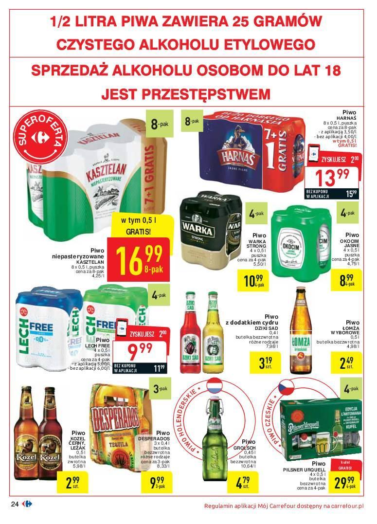 Gazetka promocyjna Carrefour do 07/10/2018 str.24