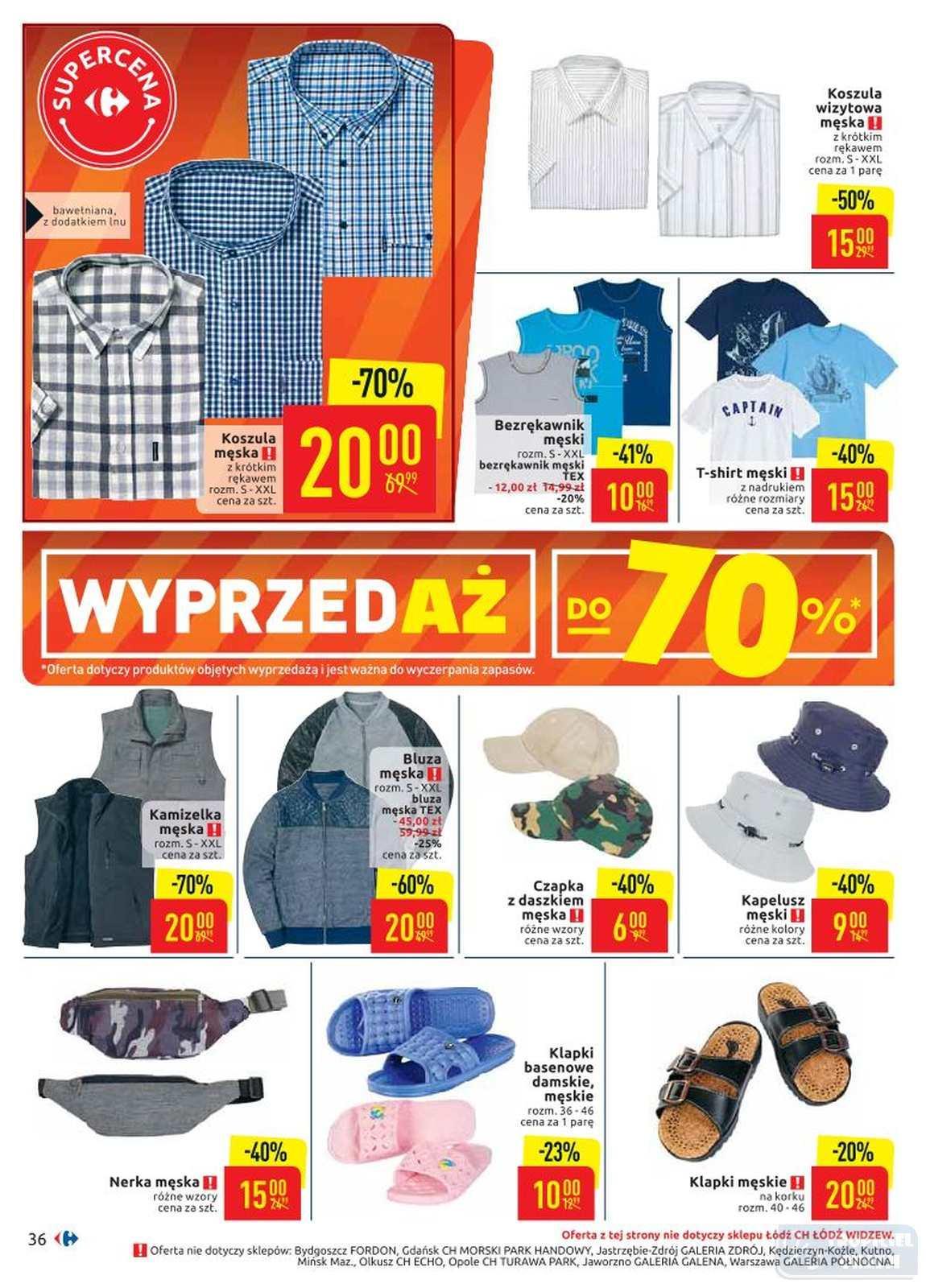 Gazetka promocyjna Carrefour do 22/06/2019 str.35