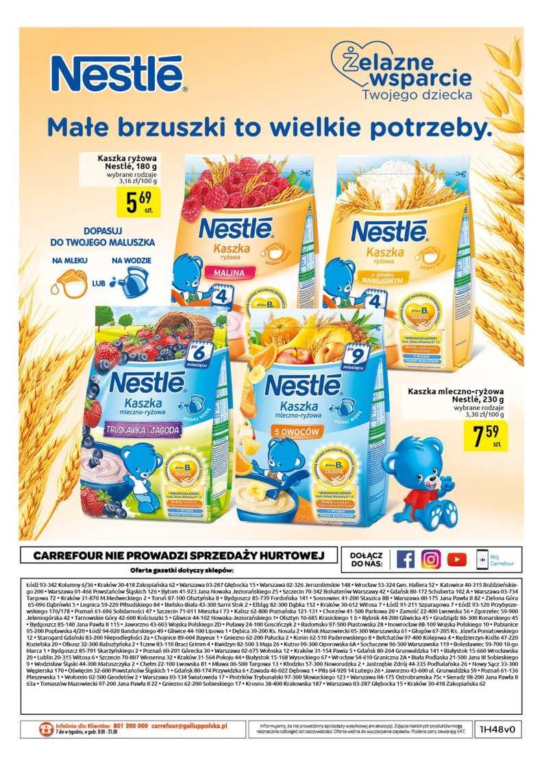 Gazetka promocyjna Carrefour do 08/12/2018 str.4