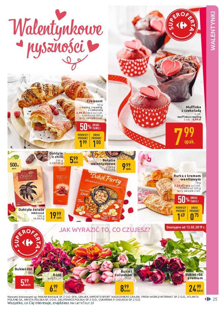 Gazetka promocyjna Carrefour do 18/02/2019 str.25