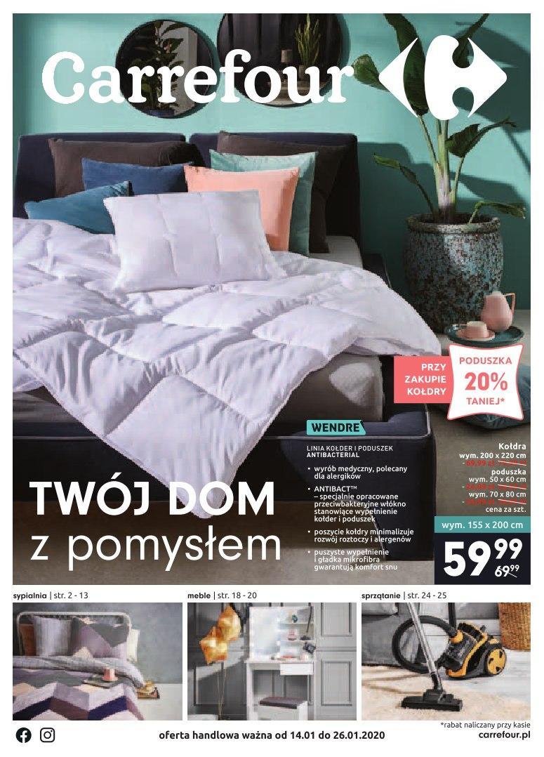 Gazetka promocyjna Carrefour do 26/01/2020 str.0