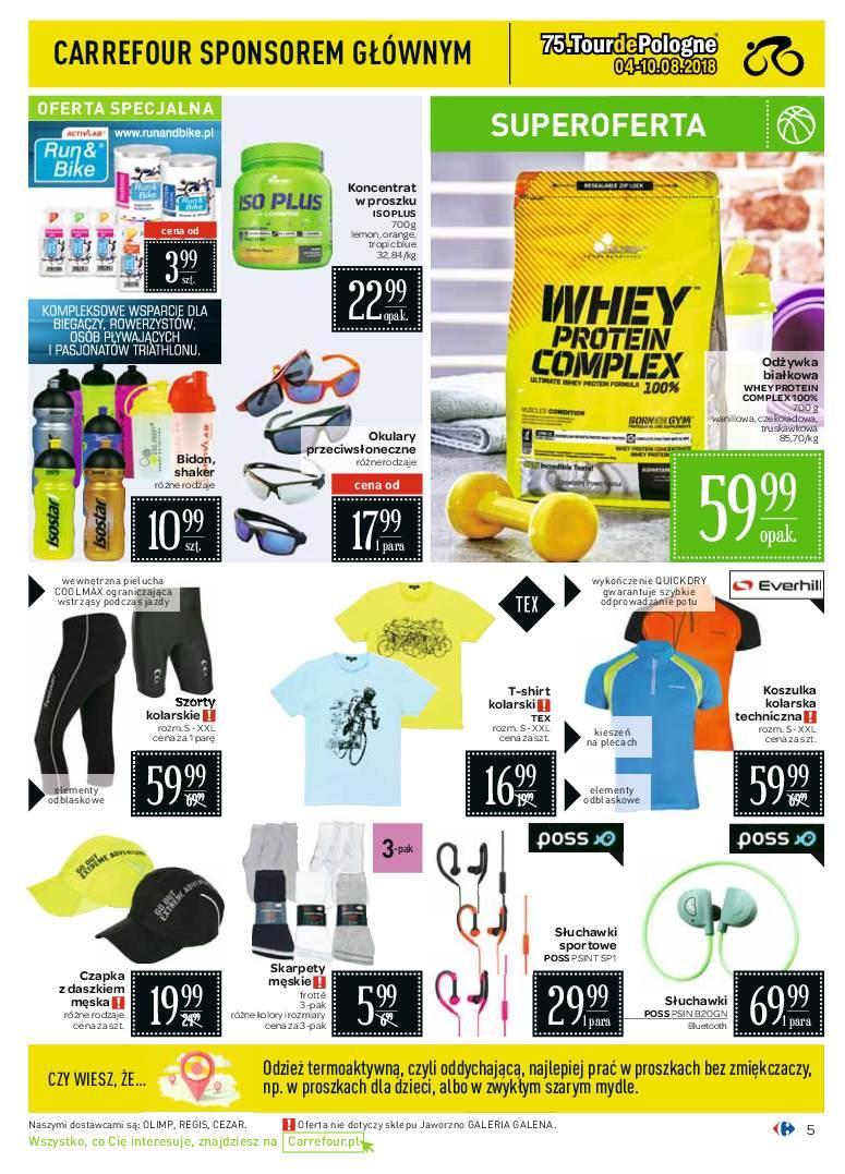 Gazetka promocyjna Carrefour do 05/08/2018 str.4