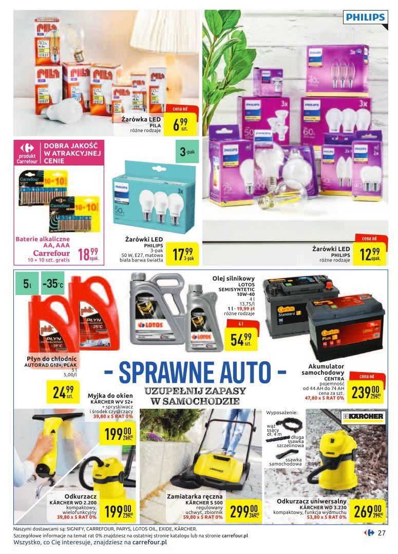 Gazetka promocyjna Carrefour do 29/09/2019 str.26