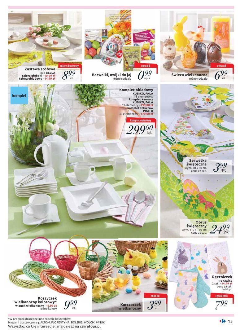 Gazetka promocyjna Carrefour do 20/04/2019 str.14