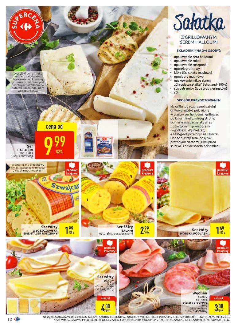 Gazetka promocyjna Carrefour do 03/08/2019 str.11