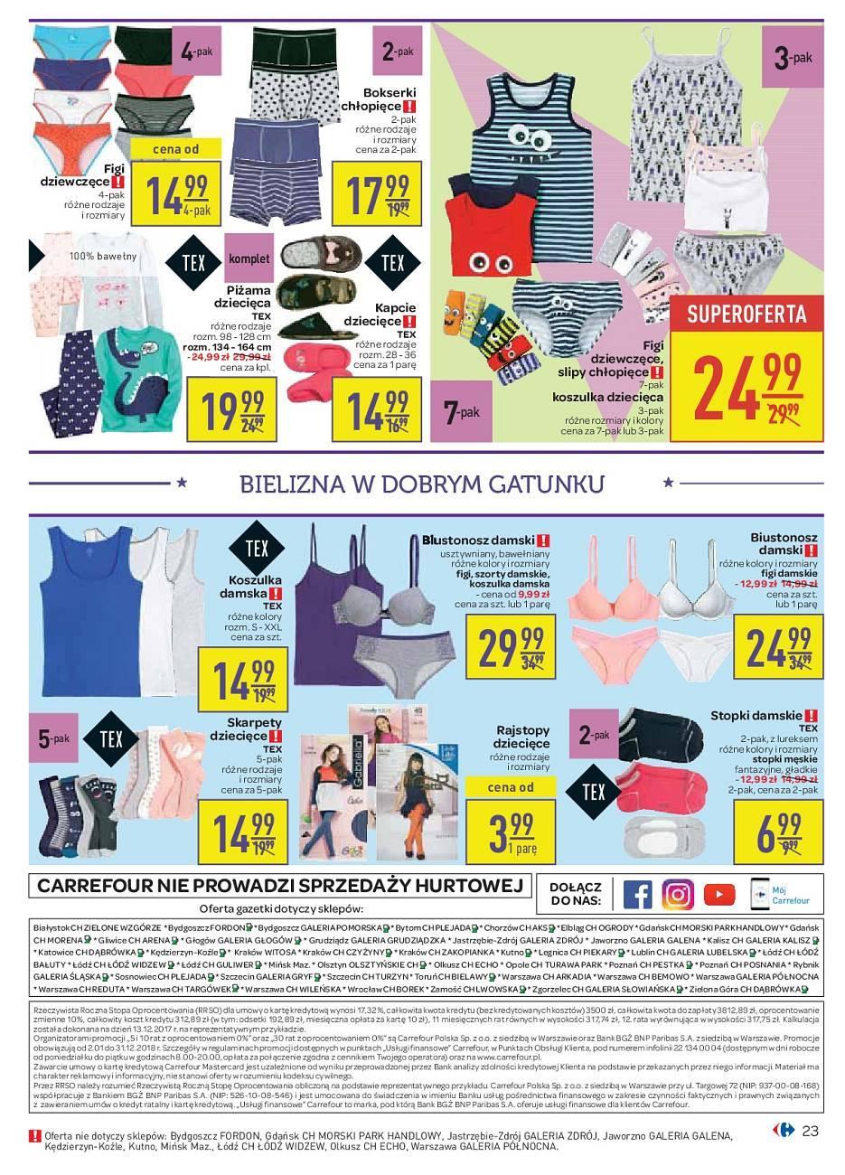 Gazetka promocyjna Carrefour do 04/09/2018 str.22