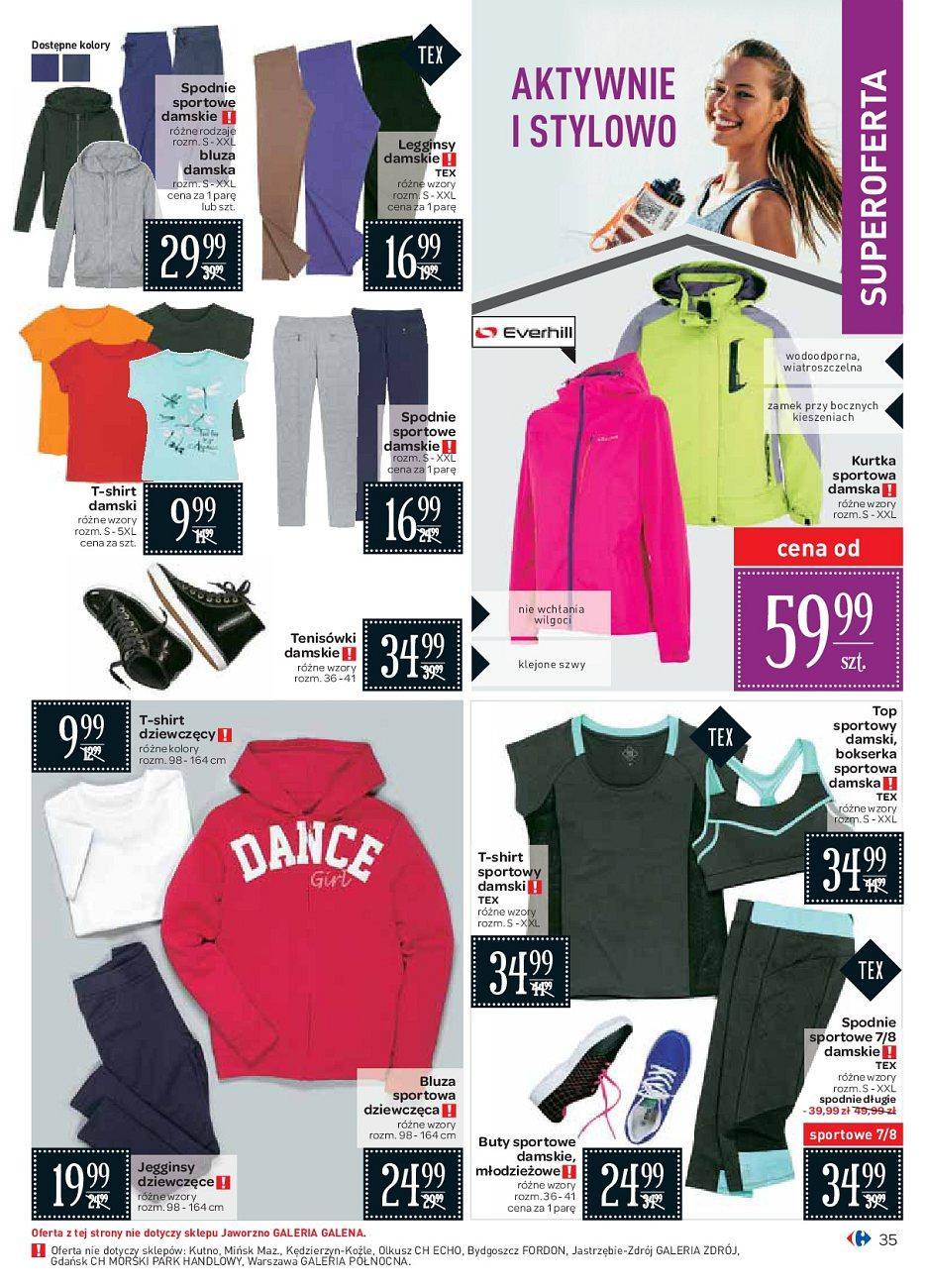 Gazetka promocyjna Carrefour do 18/08/2018 str.34