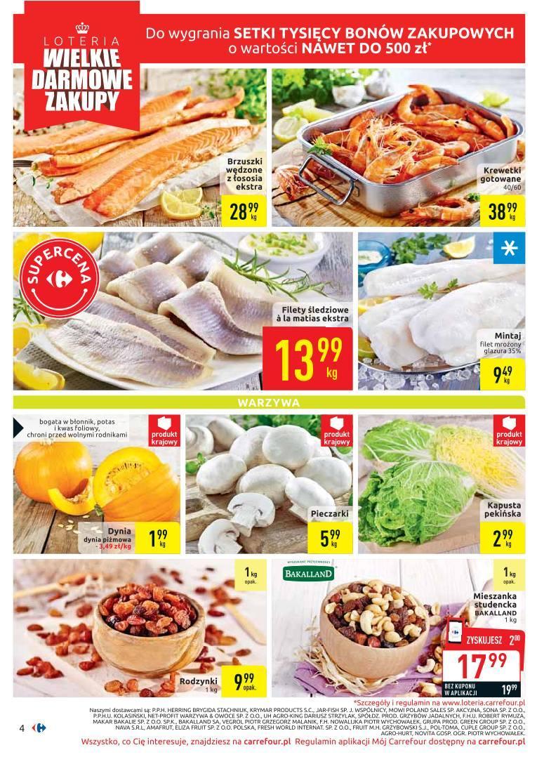 Gazetka promocyjna Carrefour do 05/10/2019 str.3