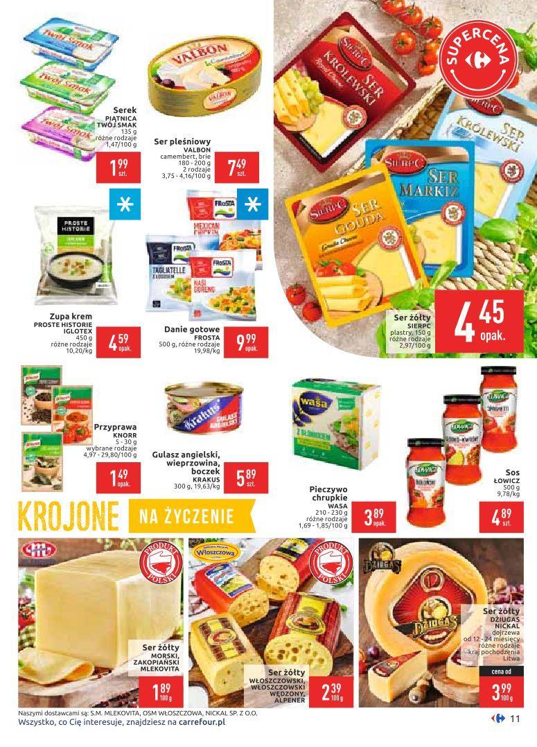 Gazetka promocyjna Carrefour do 24/02/2020 str.11