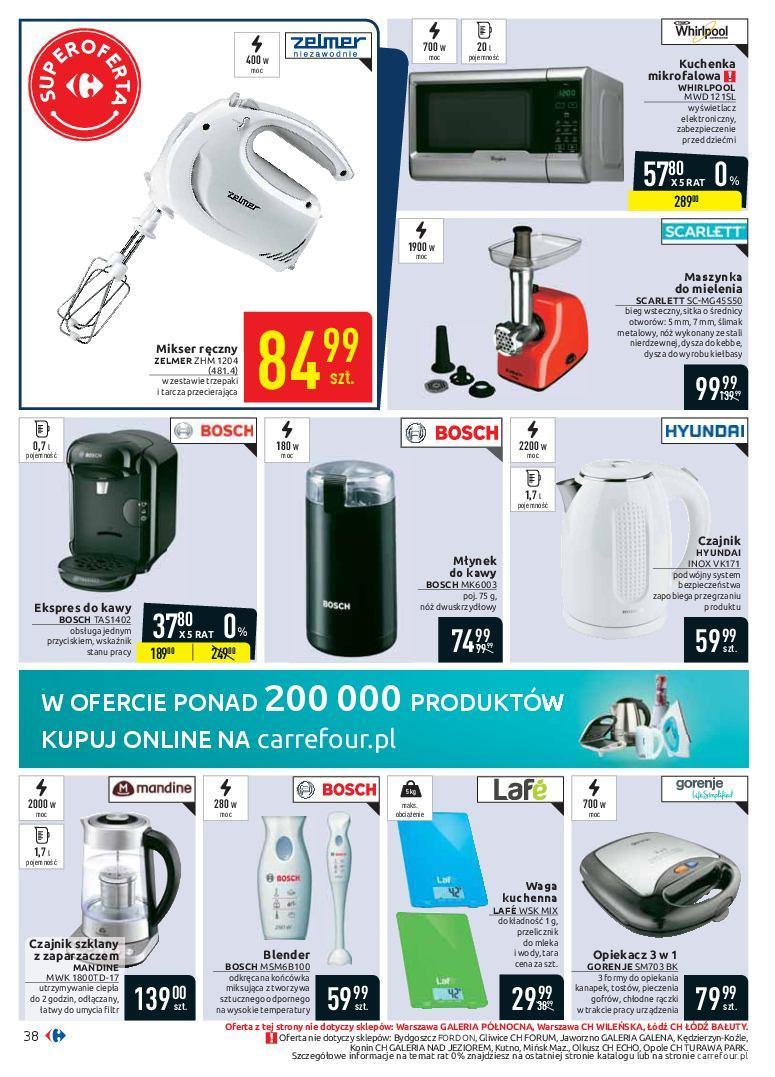 Gazetka promocyjna Carrefour do 25/11/2018 str.38
