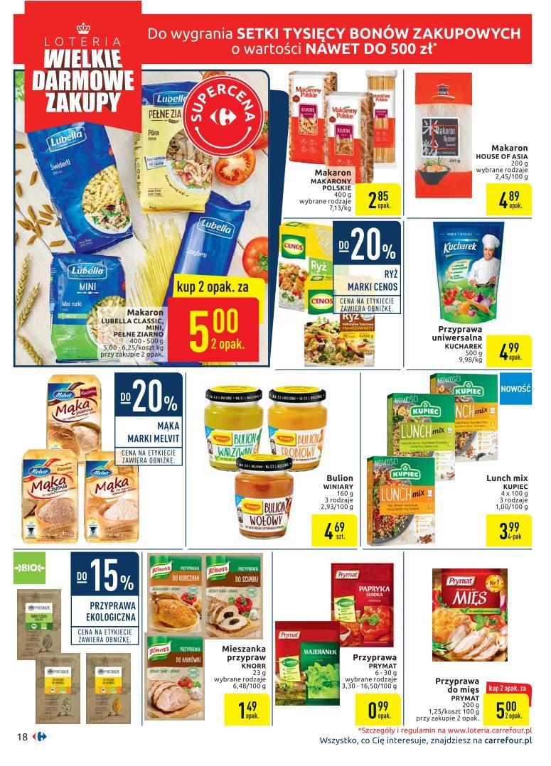 Gazetka promocyjna Carrefour do 05/10/2019 str.17