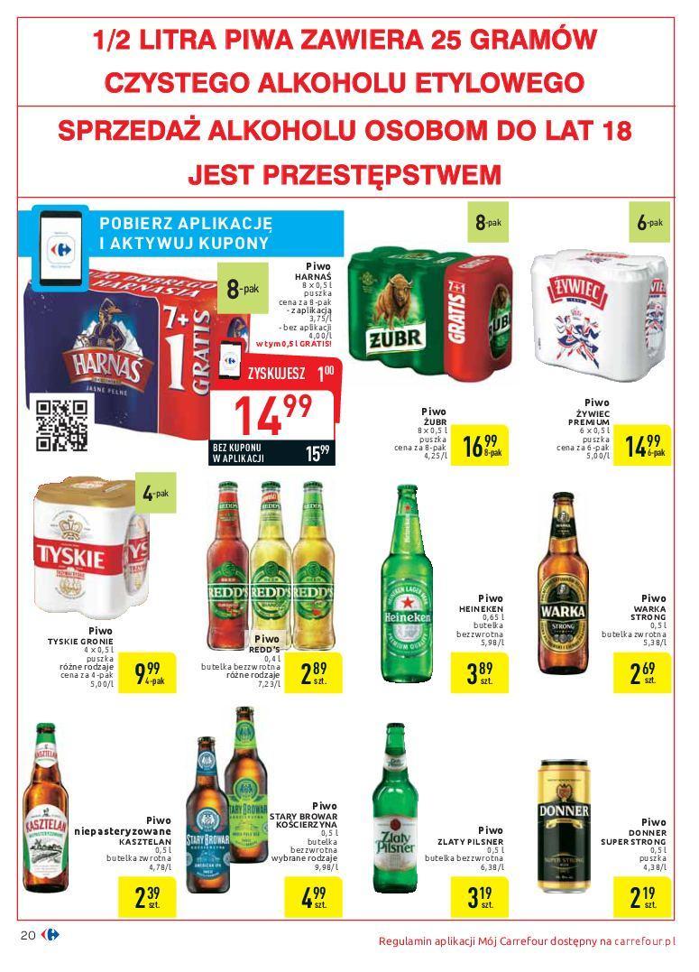 Gazetka promocyjna Carrefour do 25/11/2018 str.20
