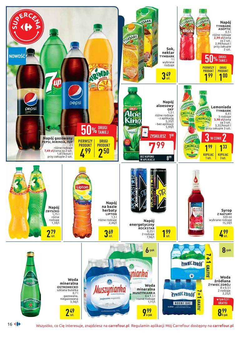 Gazetka promocyjna Carrefour do 20/07/2019 str.15