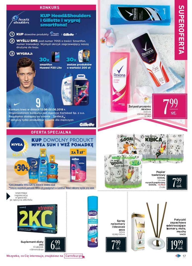 Gazetka promocyjna Carrefour do 24/06/2018 str.16