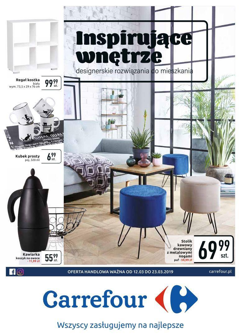 Gazetka promocyjna Carrefour do 23/03/2019 str.0