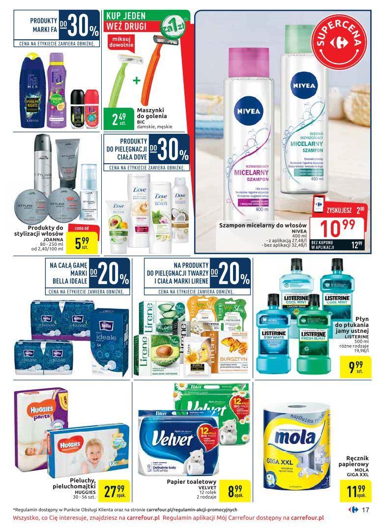 Gazetka promocyjna Carrefour do 01/02/2020 str.16