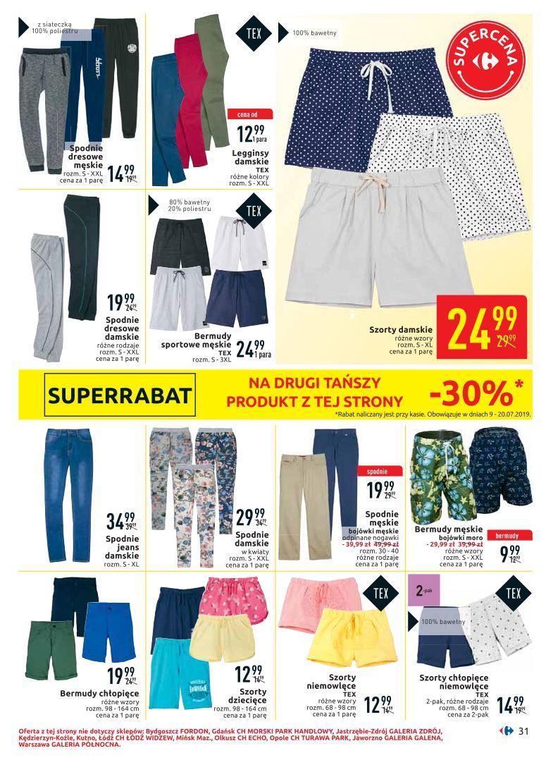 Gazetka promocyjna Carrefour do 20/07/2019 str.30