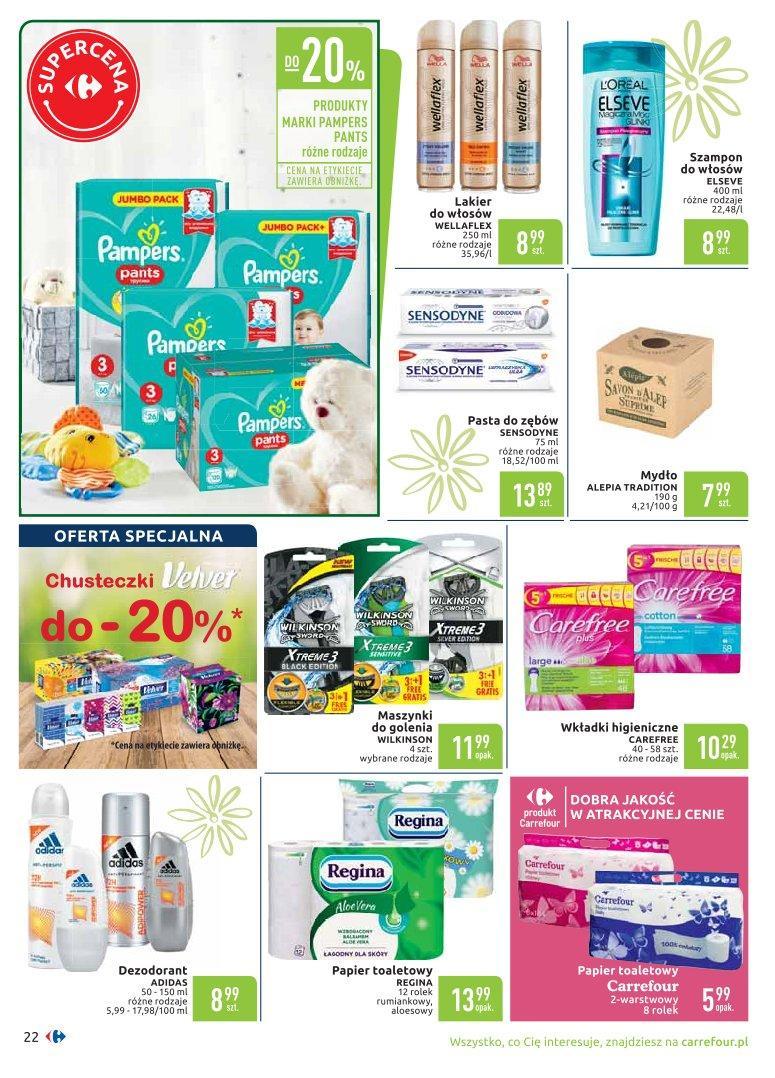 Gazetka promocyjna Carrefour do 20/04/2019 str.21