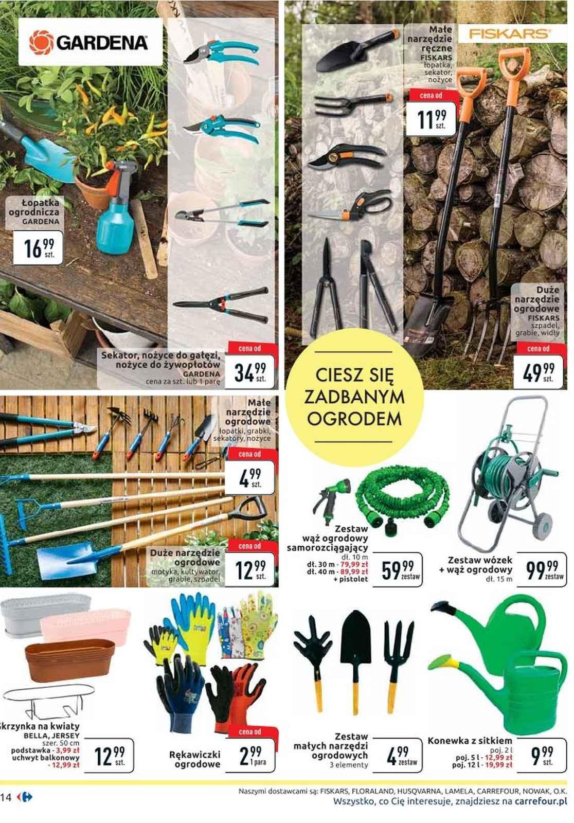 Gazetka promocyjna Carrefour do 14/04/2019 str.13