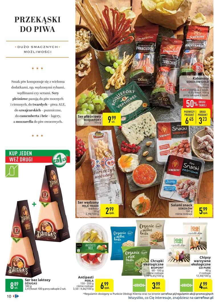Gazetka promocyjna Carrefour do 22/06/2019 str.9